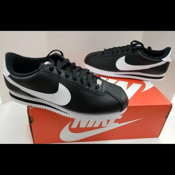 Nike Cortez Size 13 Brand New/UnWorn - Black/White